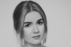 Retrato Beatriz Justamante actriz