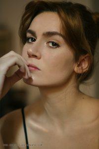 Actriz española Beatriz Justamante